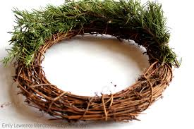 herb wreath herb wreaths useful culinary décor hobby farms