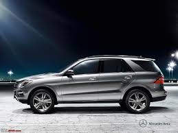mercedes ml class the mercedes m class w164 launched starting at rs 56