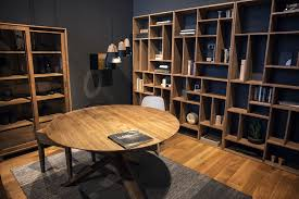 15 ways to style the modern bookshelf wooden shelves modern
