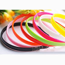 plastic headbands 100 pcs 12mm light plastic headbands with teeth www diyhairbows