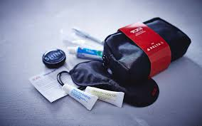 Delta Airlines Inflight Movies by Coolest Airline Amenity Kits Travel Leisure