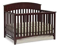 Cherry Convertible Crib Graco Charleston Convertible Crib Cherry Baby