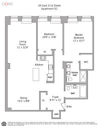 1000 square foot 2 bedroom house plans home deco bath under sq ft