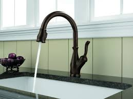 Delta Kitchen Faucet Installation Delta Kitchen Faucets Delta Leland Pulldown Sprayer Kitchen