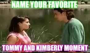 Kimberly Meme - tommy and kimberly meme imgflip