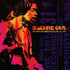 jimi hendrix machine gun to be released on sacd digital jimi hendrix fillmore east cover art