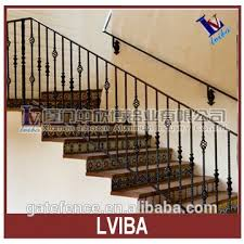 Metal Stair Banister Prefab Metal Stair Railing Prefab Metal Stair Railing Suppliers