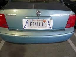 Funny Vanity Plates Funny License Plates The Automotive Ezine