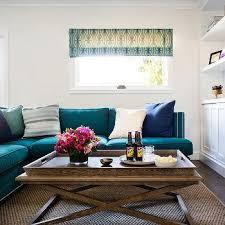 Teal Sectional Sofa Beadboard Sectional Sofa Cottage Living Room