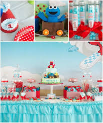 Elmo Centerpieces Ideas by Marvellous Minnie Mouse First Birthday Decorating Ideas Concerning