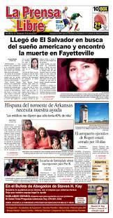 jueves 15 junio 2017 la prensa libre arkansas issuu