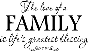 30 lovely importance of family quotes and sayings