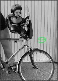 siege velo devant sièges vélo le petit caillou dans ma poche