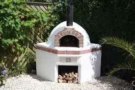 pizza oven build part 3 the oven floor gardengeek net