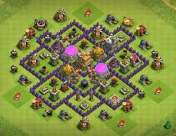 Clash Of Clans Maps 10 Best Town Hall 7 Th7 Farming Base Layouts Farming Top Th