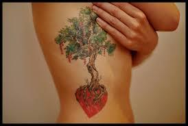 3d feminine tree pattern for design idea