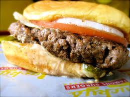 lucky u0027s famous burgers bang for your burger buck