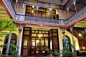 kee hua chee live the blue mansion in penang is a must see must