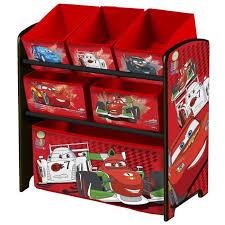 chambre cars pas cher delta children cars meuble de rangement enfant jouets 6 bacs