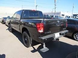 nissan titan king cab for sale nissan titan crew cab pro 4x in phoenix az for sale used cars