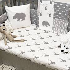 best 25 woodland crib bedding ideas on pinterest crib bedding