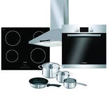 bosch appliance package 1 hba13b150b pia611b68b dww06w450b