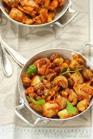 cuisine sicilienne recette caponata sicilienne d artichauts celle de l hiver et de noël