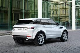 land rover chrome new land rover range rover evoque 2 0 td4 hse dynamic 5dr auto