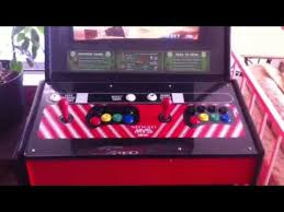 Neo Geo Arcade Cabinet Neo Geo Themed Mame Cabinet Youtube