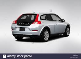 volvo hatchback volvo c30 t5 a hatchback stock photo royalty free image 30367534