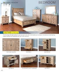 Sunny Design Furniture Sunny Designs Durango Bedroom Furniture With Prices U2022 Al U0027s Woodcraft