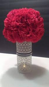 Diy Flower Centerpiece Ideas by Diy Dollar Tree Flower Decor Arrangement Centerpiece Wedding Craft