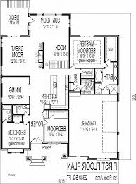 Bedroom Plans Designs House Plan Best Of Single Story House Plans With 3 Bedrooms