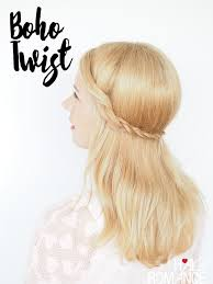 scunci twist the must styler for easy braids my boho twist tutorial