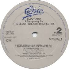 electric light orchestra eldorado vinyl album the electric light orchestra eldorado epic europe
