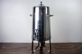coffee urn rental beverage dispenser chapel hill 2 5 gal amigo party