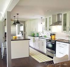 Kitchen Makeover Blog - five inspiring kitchen makeovers and remodels before u0026 after