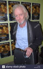 ronald pickup attend the press night for u0027waiting for godot u0027 at