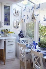 blue and white kitchen ideas 1457 best kitchen displays images on pinterest dream kitchens