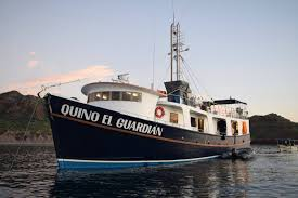 quino el guardian liveaboard in mexico diviac