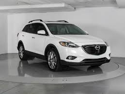 mazda used cars used 2014 mazda cx 9 grand touring suv for sale in west palm fl