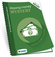 missing money mystery an introduction to forensic science summer