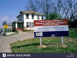 the boyhood birthplace house of president william jefferson