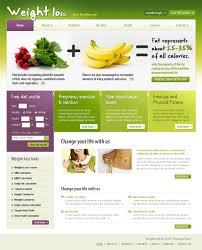 weight loss planner template weight loss psd template 31197 weight loss psd template