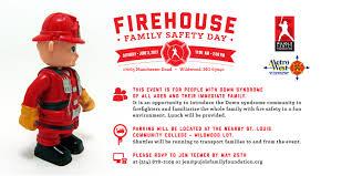 Family Day Invitation Card 2017 Pff Firehouse Family Safety Day Invitation Pujols Family