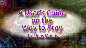 a users guide on the way to pray