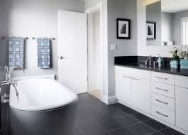 Gray And Red Bathroom Ideas - decorating ideas for black and white bathroom wall color vintage
