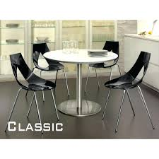 table ronde cuisine pied central table ronde cuisine inox table ronde sur pied central avec