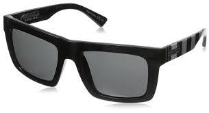 von zipper motocross goggles amazon com vonzipper donmega rectangular sunglasses black satin