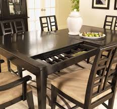 dining room table with storage dining room table with storage awesome our review of broyhill